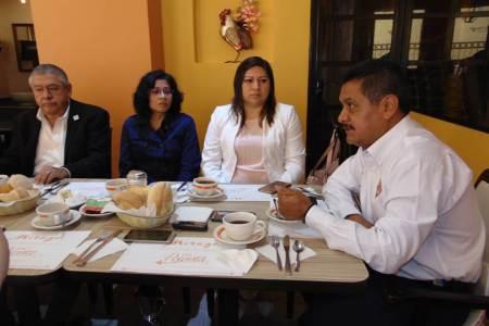 Colegios de profesionistas de Hidalgo exigen a los ayuntamientos contar su atlas de riesgos