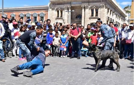 Con confianza entre ciudadanos y autoridades se refuerza estrategia Hidalgo Seguro2