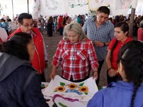 Con gran éxito realizan la Expo CDC DIF Tizayuca 2