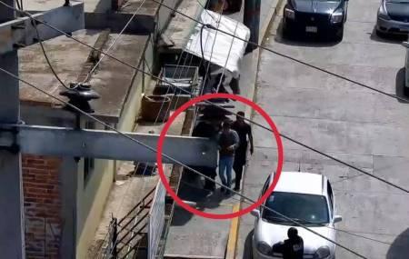 Con operativo de C5i y Policía de Tula frustran robo a cadena comercial1