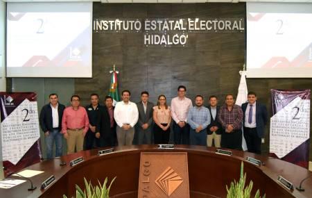 Concluye con éxito Segundo Encuentro Nacional de Secretarías Ejecutivas de los OPLE´s 1