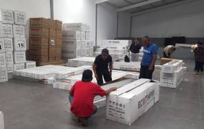 Concluye la segunda entrega de calentadores solares en Tolcayuca1
