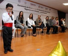 Culminan estudios 28 niñas y niños en el Hospital del Niño DIF Hidalgo1