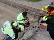 Da SOPOT mantenimiento a semáforos de la Zona Metropolitana de Pachuca1