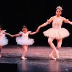 Destacada participación del Ballet Clásico de Casa de Cultura de Tolcayuca en el Teatro San Francisco