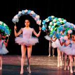 Destacada participación del Ballet Clásico de Casa de Cultura de Tolcayuca en el Teatro San Francisco4