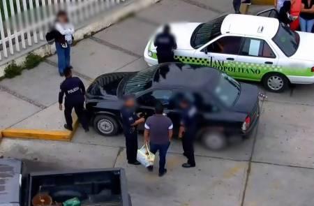 Detecta C5i de Hidalgo a presuntos desvalijadores con operación en zonas de hospitales
