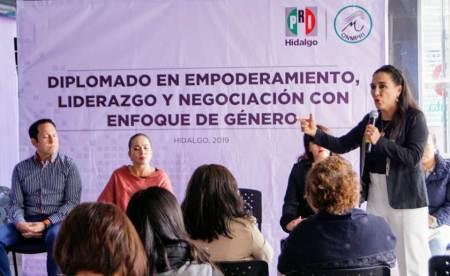 El PRI construye políticas públicas con perspectiva de género, Erika Rodríguez2