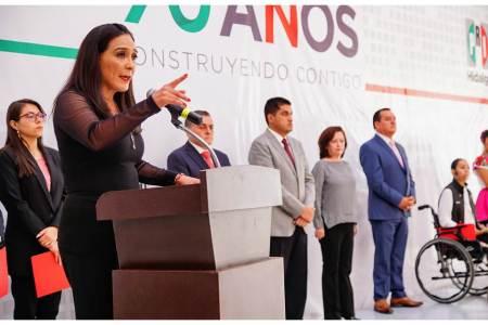 El PRI en Hidalgo privilegia la unidad, de cara al proceso de elección de la dirigencia nacional
