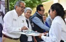 Encabeza titular de SEPH ceremonia de clausura en la Escuela Primaria Revolución en el municipio de Pisaflores3