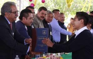 Encabeza titular de SEPH clausura de ciclo escolar en Tetepango2