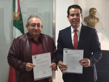 Entrega Congreso a municipios, primeras cuatro reformas constitucionales para ratificación final