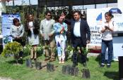 Entrega Mineral de la Reforma 6,650 árboles frutales, resultado de sus programas sociales a bajo costo2