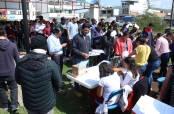 Entrega Mineral de la Reforma 6,650 árboles frutales, resultado de sus programas sociales a bajo costo3