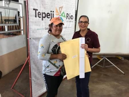 Entregan insumos y material documental en todo el estado para la Consulta Indígena2