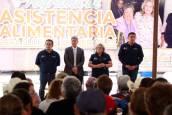 Entregan Programa de Asistencia Alimentaria para Sujetos Vulnerables en Tizayuca1