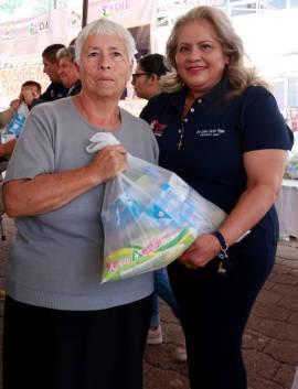 Entregan Programa de Asistencia Alimentaria para Sujetos Vulnerables en Tizayuca4