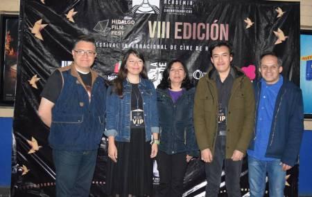 "Estudiantes de la UPMH presentaron cortometraje en ""Hidalgo Film Fest"".jpg"