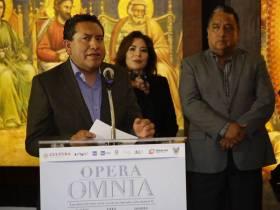 Exhibe cuartel del arte Opera Omnia1