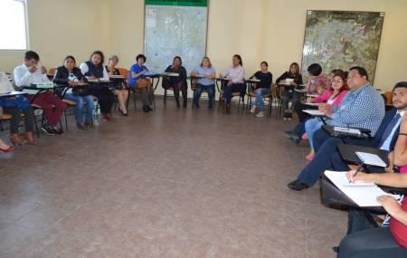 Facilitadoras y facilitadores del Centro de Justicia Restaurativa de la PGJEH cursan Maestría en MASC2