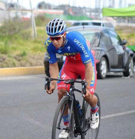 Fernando Islas campeón en el nacional de ruta