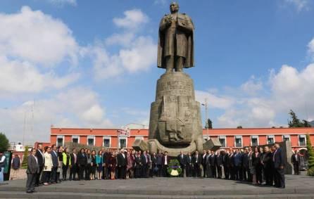 Gobierno de Hidalgo encabeza Guardia de Honor del Día del Abogado4