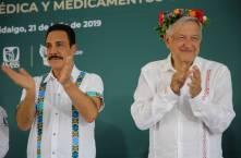 Hidalgo, ejemplo de coordinación con el gobierno federal1
