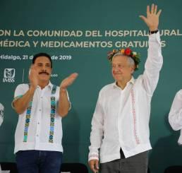Hidalgo, ejemplo de coordinación con el gobierno federal2