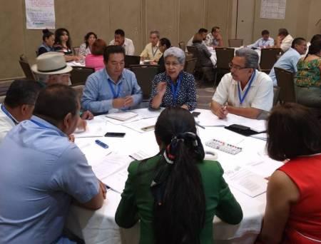 Hidalgo presente en el Taller Nacional con Supervisores Escolares 1