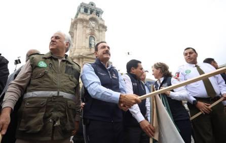 Hidalgo sede del inicio nacional de Vacaciones de Verano 2019-4