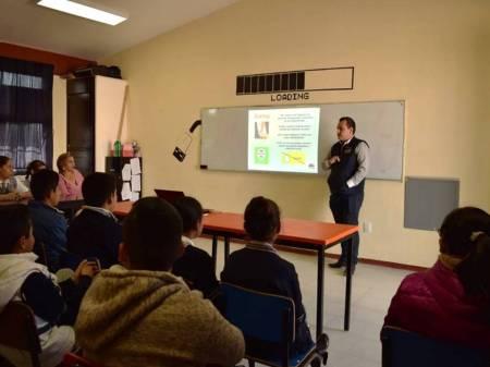 IMJ promueve el uso responsable de las redes sociales entre jóvenes de mineralreformenses 2