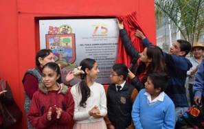 """Inauguran Parque recreativo y familiar """"San José"""" en Santiago Tulantepec3"""
