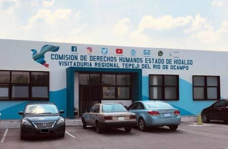 Inicia actividades visitaduría regional de la CDHEH en Tepeji del Río1.jpg