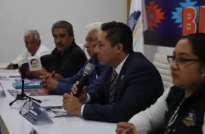Invita alcalde Raúl Camacho Baños al Festival de las Culturas Rurales 2019 en la localidad de La Pila 3