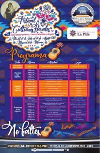 Invita alcalde Raúl Camacho Baños al Festival de las Culturas Rurales 2019 en la localidad de La Pila 4