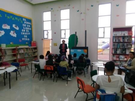 """Invita Mineral de la Reforma a su curso de verano """"Mis Vacaciones en la Biblioteca, 2019"""" 2"""