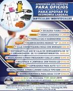 Lanza Mineral de la Reforma séptima campaña de paquetes de herramientas a bajo costo 1