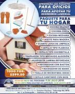 Lanza Mineral de la Reforma séptima campaña de paquetes de herramientas a bajo costo 10