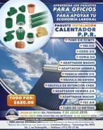 Lanza Mineral de la Reforma séptima campaña de paquetes de herramientas a bajo costo 7