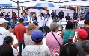 """Lleva Mineral de la Reforma programa """"Acciones por tu Colonia"""" a NCPA Chacón2"""