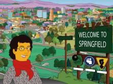 Los Simpson sátira, cultura popular y poder suave2