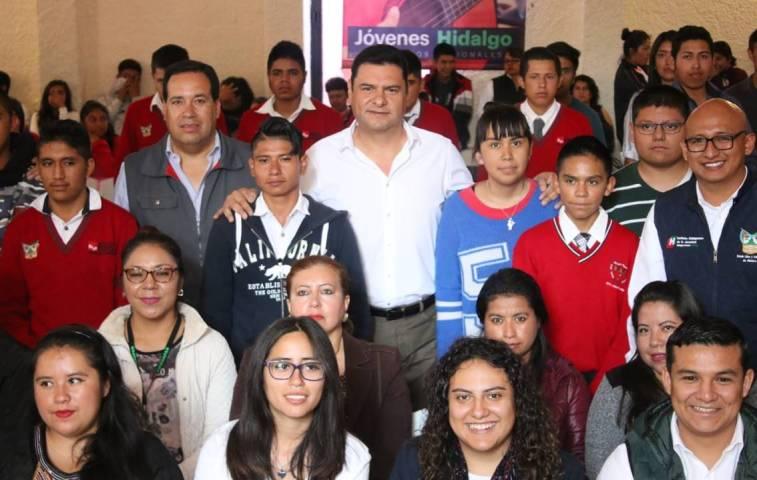 Más de mil 500 participantes en Encuentros Regionales de Juventud 2019-4
