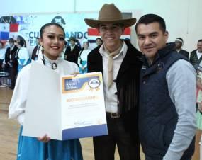 Mineral de la Reforma una de las sedes del Encuentro Internacional de Folklor 1