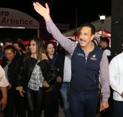 Omar Fayad inaugura Expo Feria Actopan 3