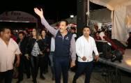Omar Fayad inaugura Expo Feria Actopan 5