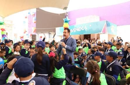 Organiza Gobierno de Hidalgo Curso de Verano para los hijos de trabajadores2
