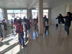 Participan menores en curso de verano del Sistema DIF Municipal de Mineral de la Reforma1