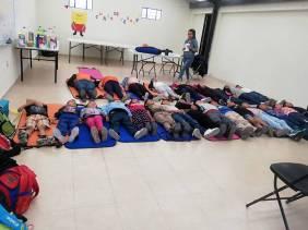 Participan menores en curso de verano del Sistema DIF Municipal de Mineral de la Reforma2