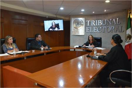 Pleno del TEEH declaran infundado juicio ciudadano promovido por algunos regidores de Ixmiquilpan