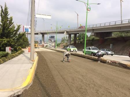 Por trabajos de la Supervía Colosio, el acceso a Colinas de Plata y plaza Q será por la lateral.jpg